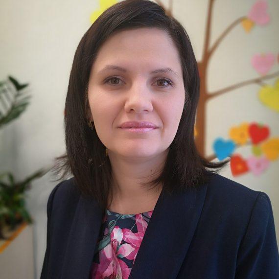 Хименко Катерина Василівна