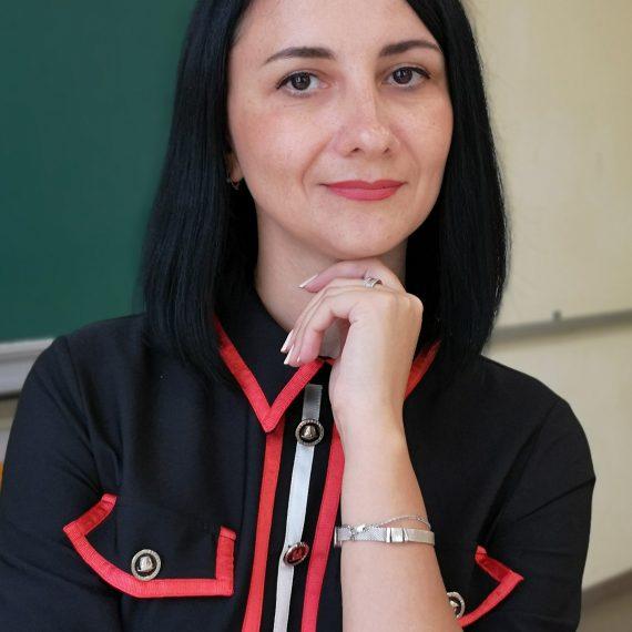Білоус Світлана Любомирівна