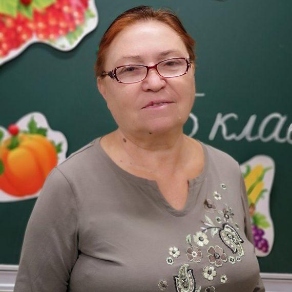 Глазунова Галина Дмитрівна