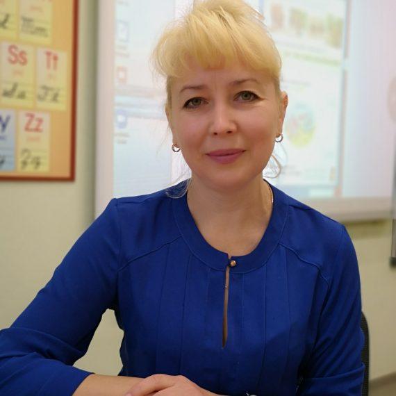 Глазкова Ірина Анатоліївна