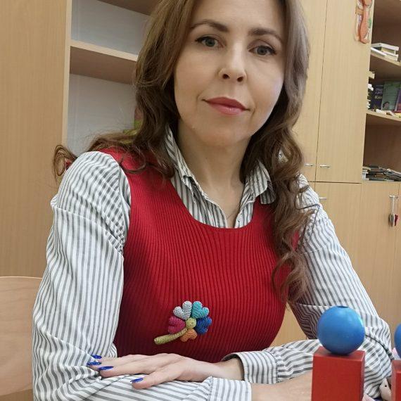 Чернокрилюк Лариса Іванівна